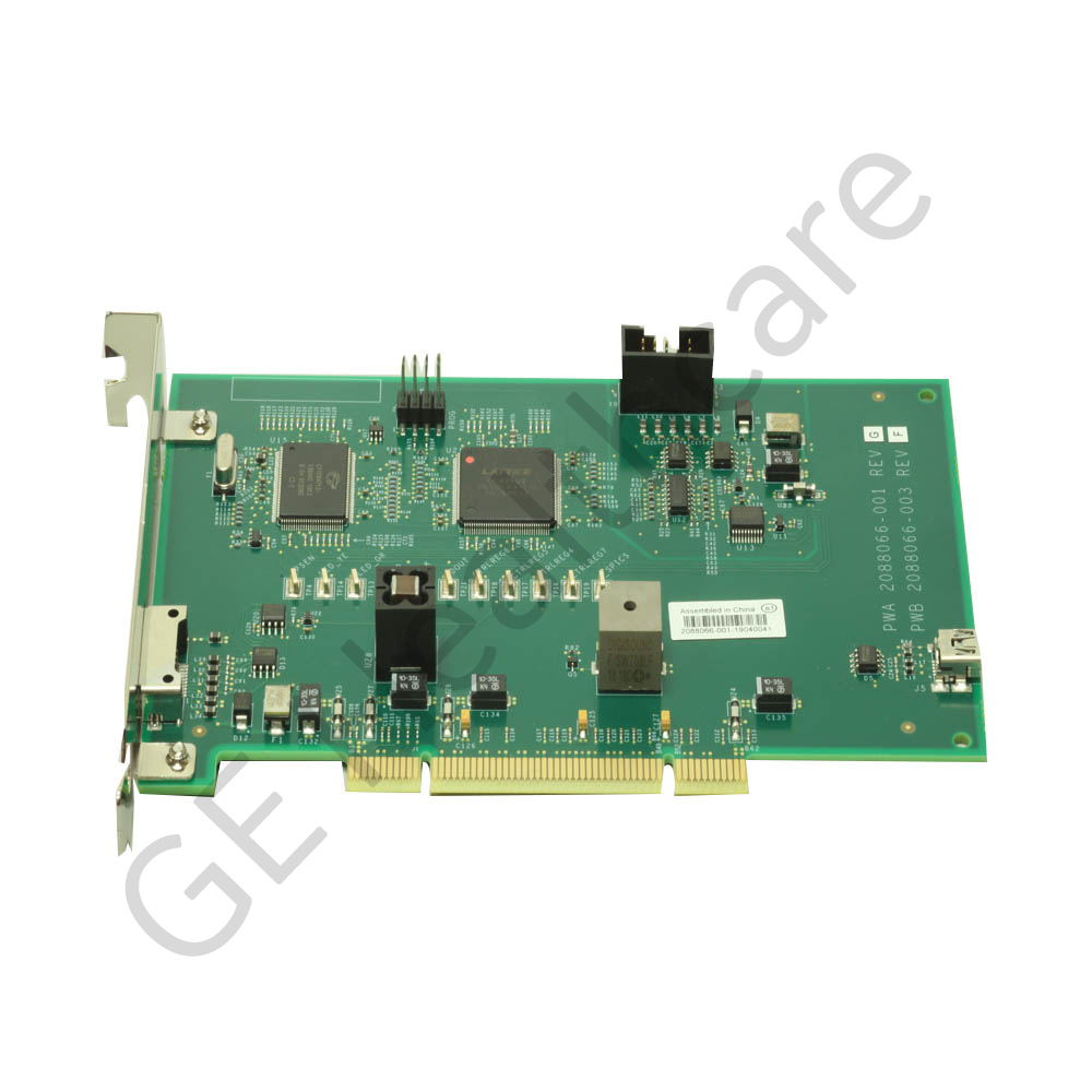 Printed Circuit Board Case-Cam Acquisition Interface