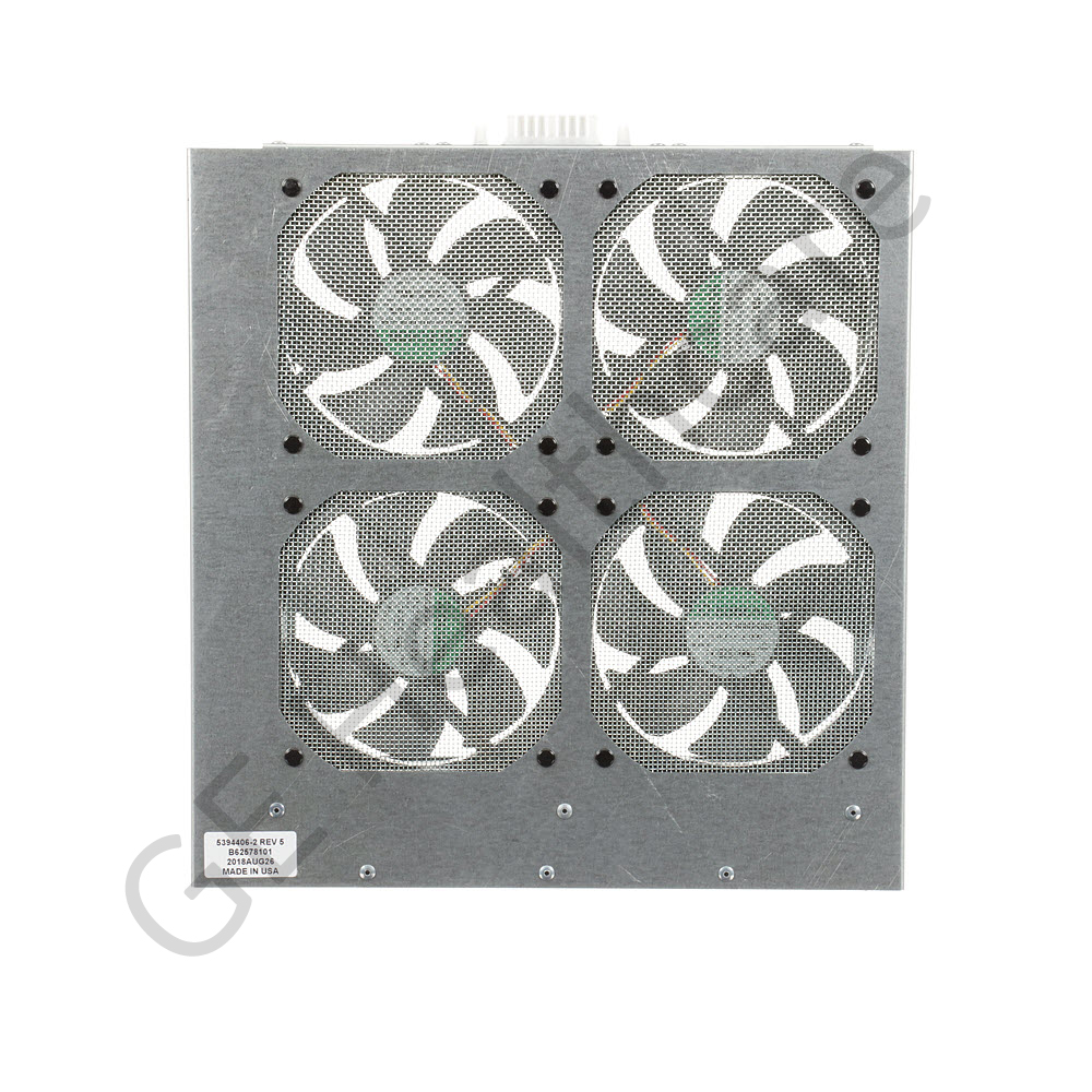 Fan Tray Complete Assembly 5394406-2