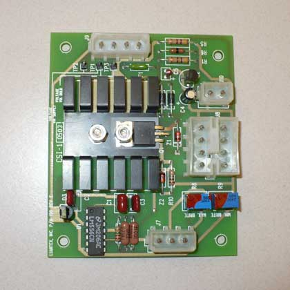 Printed Circuit Board Assembly Datex Ohmeda