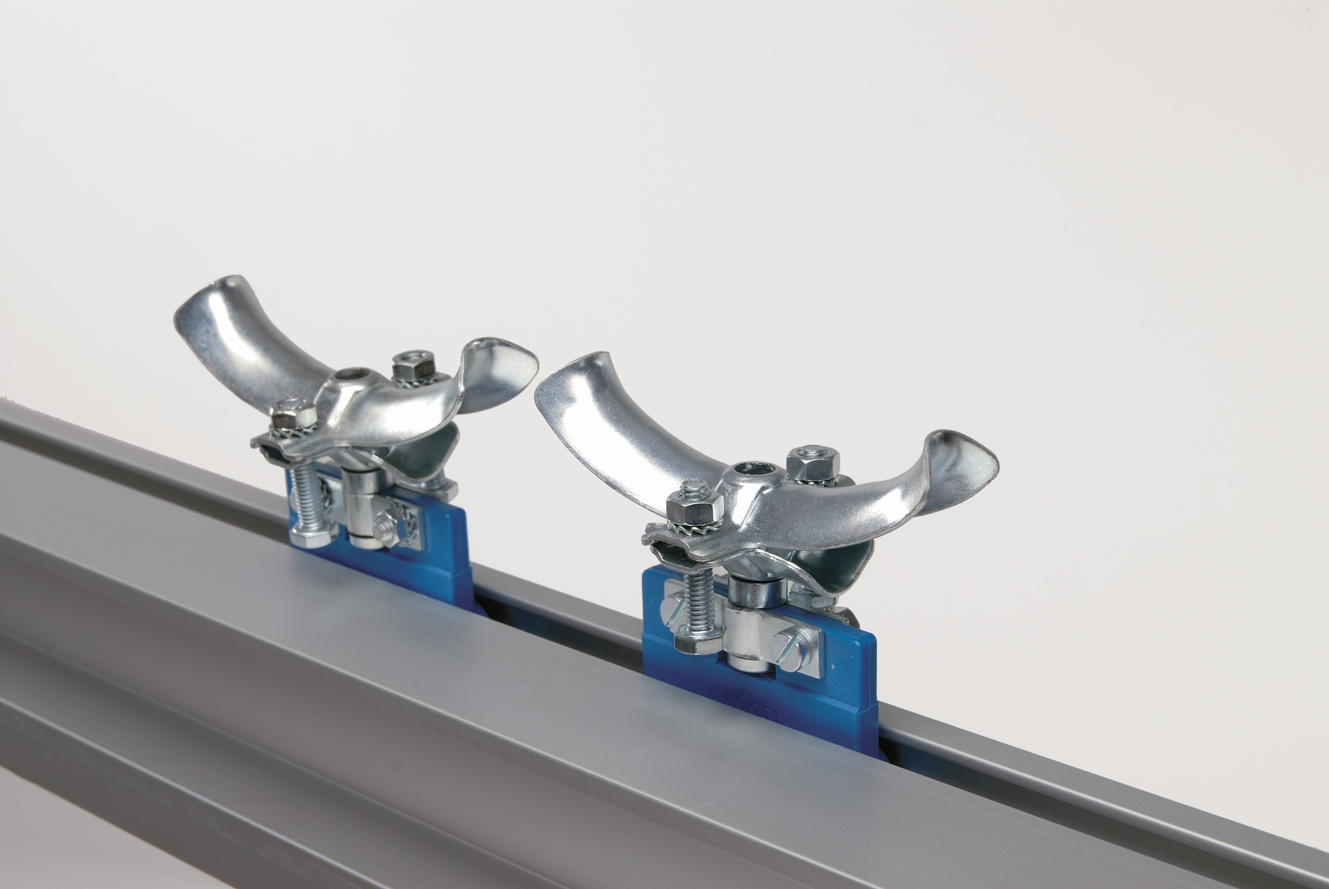 Cable Holders and Stoppers for Ceiling Track