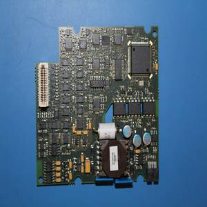 ECG Board PSM Printed Circuit Assembly