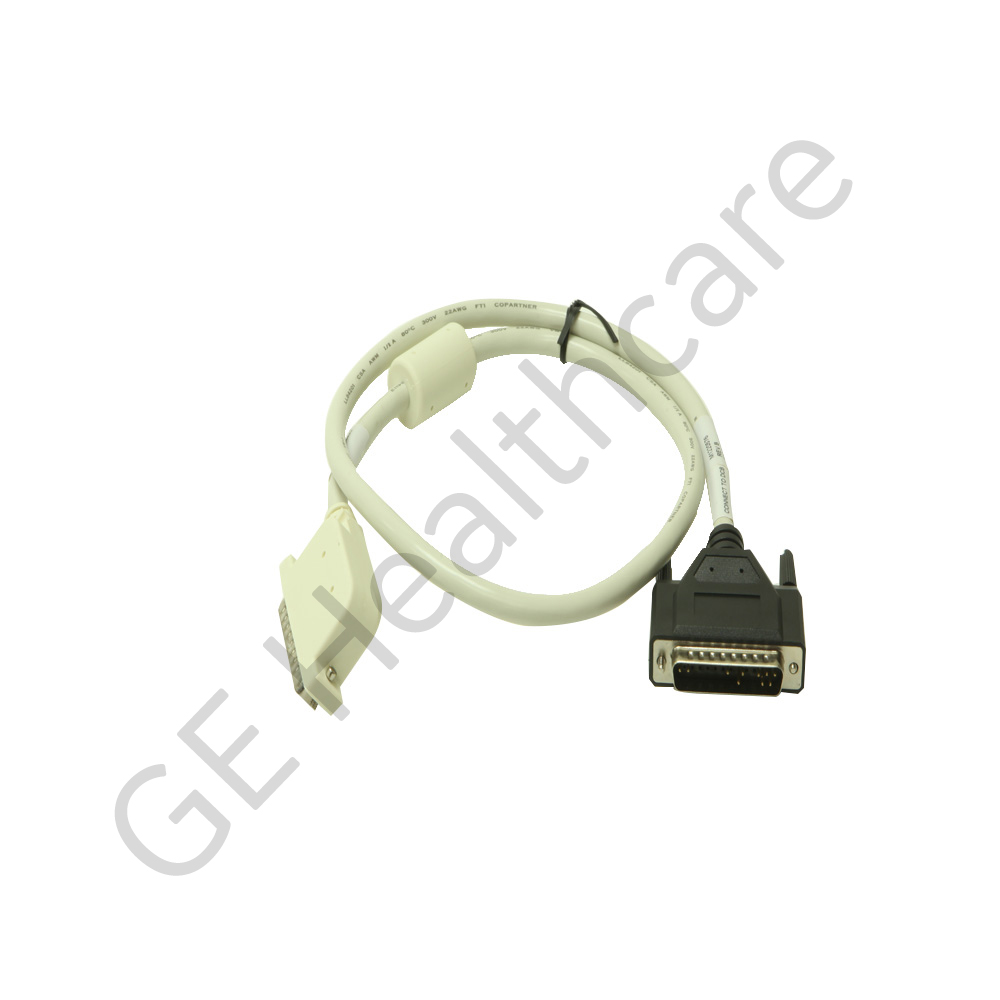 Cable to Airway Module Power Supply